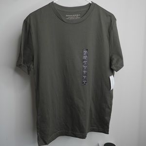 Banana Republic Supima Cotton Tee (NWT)